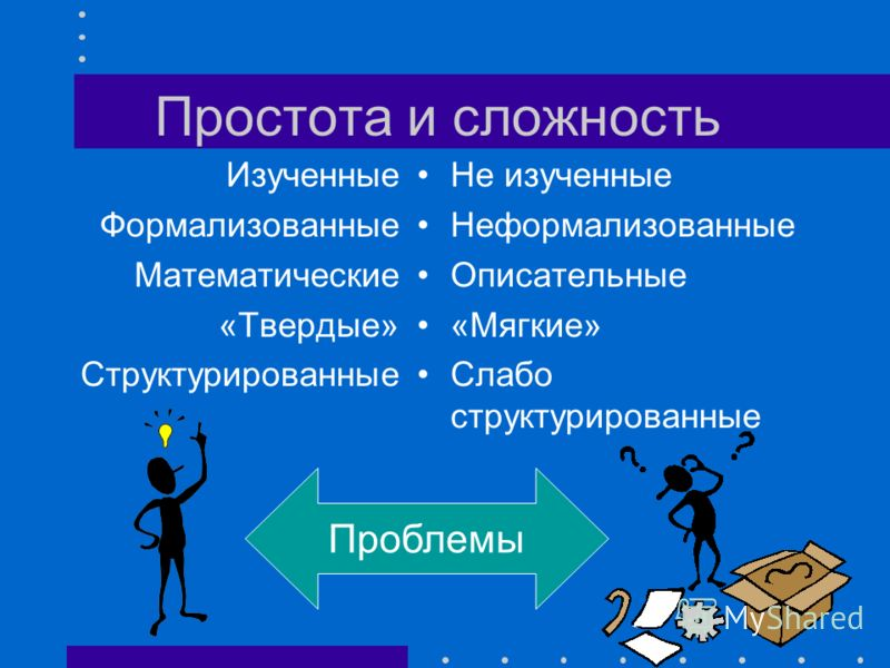 Теория систем -это методология прикладного системного анализа
