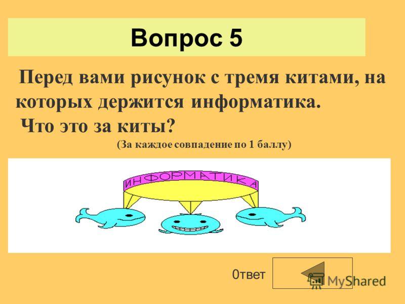 Вопрос 4 0твет Как называется информация, получаемая с помощью органов осязания?