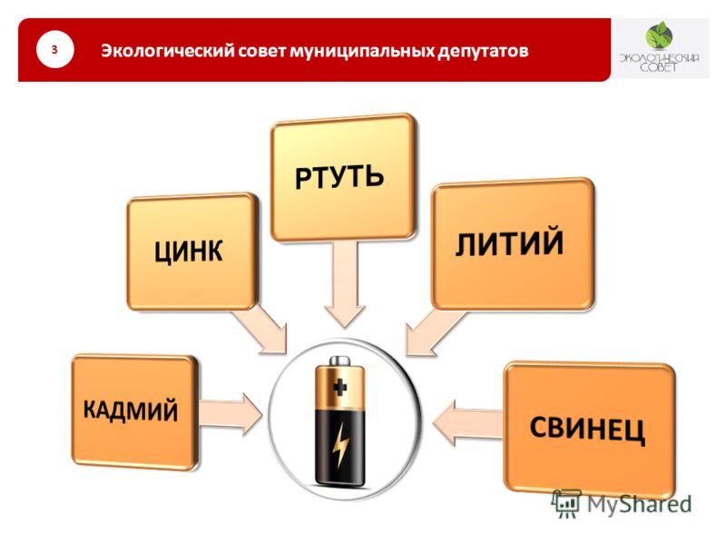 Экологический совет муниципальных депутатов 3