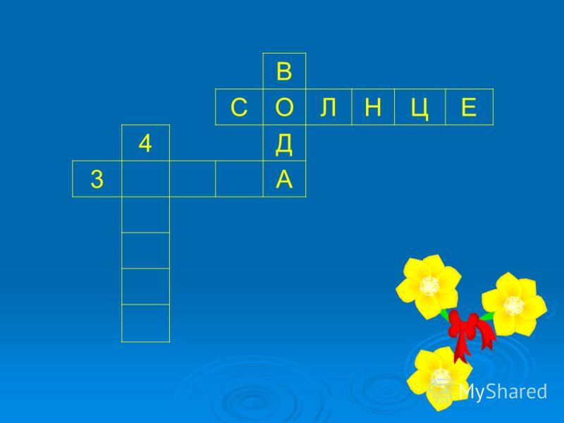 В СОЛНЦЕ 4Д 3А