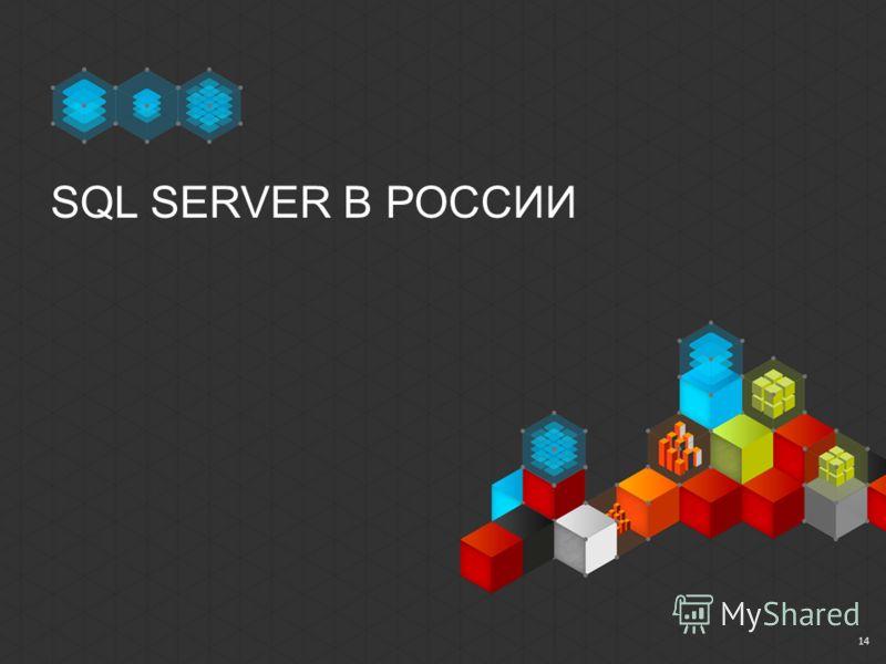 SQL SERVER В РОССИИ 14