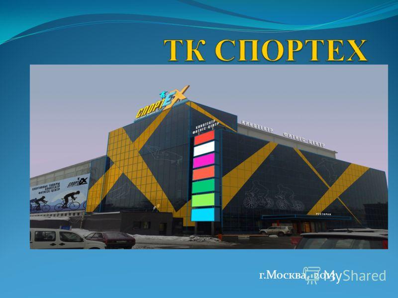 г.Москва, 2013