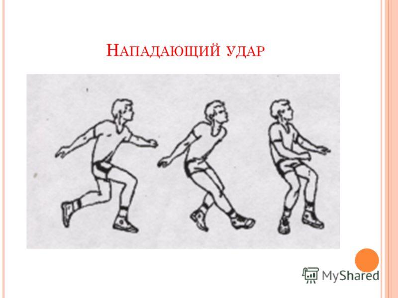 Н АПАДАЮЩИЙ УДАР