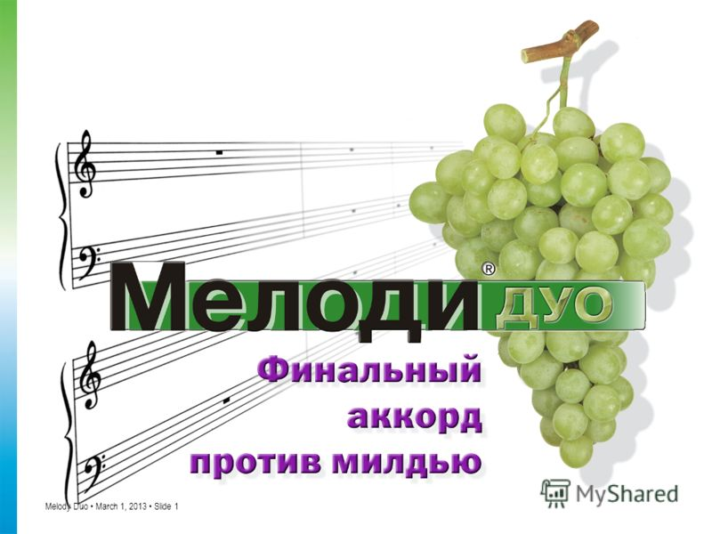 Melody Duo March 1, 2013 Slide 1
