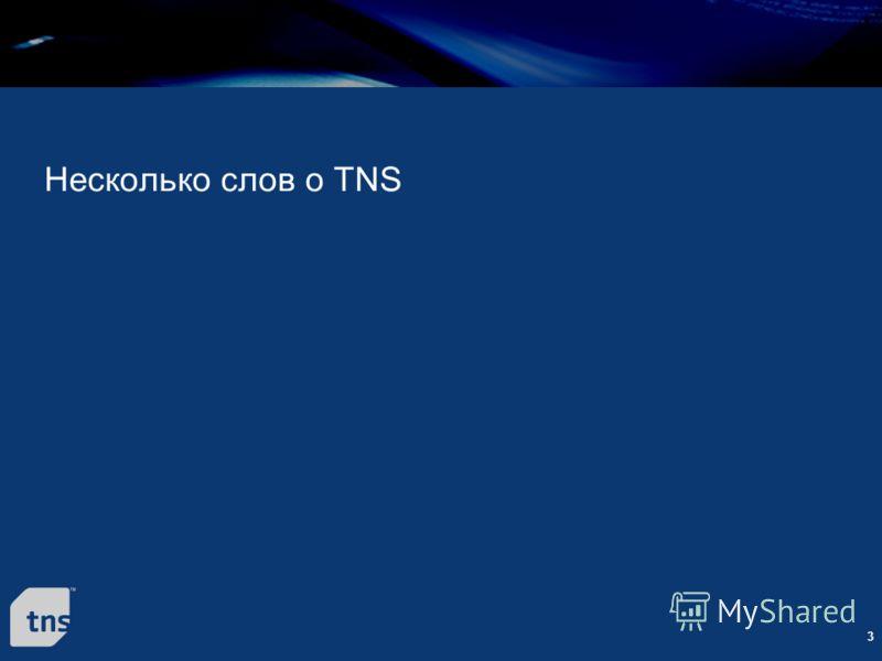 3 Несколько слов о TNS