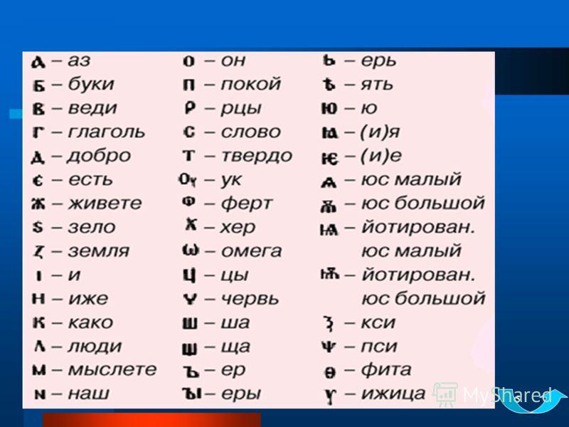 15 Кириллица Кириллица