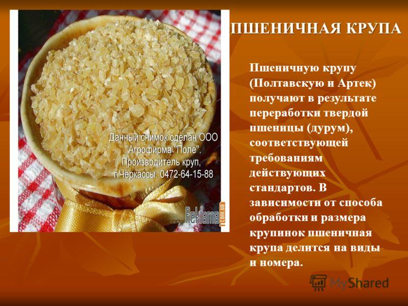пшеничная крупа в супе