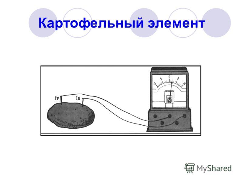 Картофельный элемент