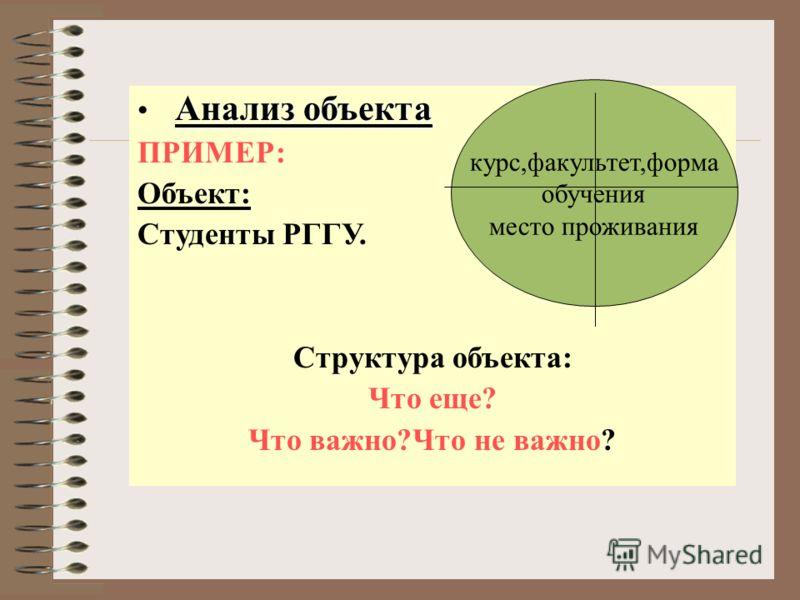 Анализ объекта Выделение значимых оснований для отбора единиц Определение типа выборочной совокупности Создание макета выборки Отбор единиц опроса (респондентов) Обоснование выборки исследования включает: