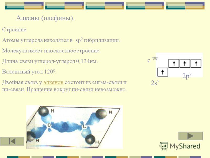 4.Реакция изомеризации. CH3-CH2-CH2-CH2-CH3 CH3-C-CH3 5.Разложение. СН4 С+2Н2 СН4 СН СН+3Н2 СН 3 t,кат. 1000 0 1500 0