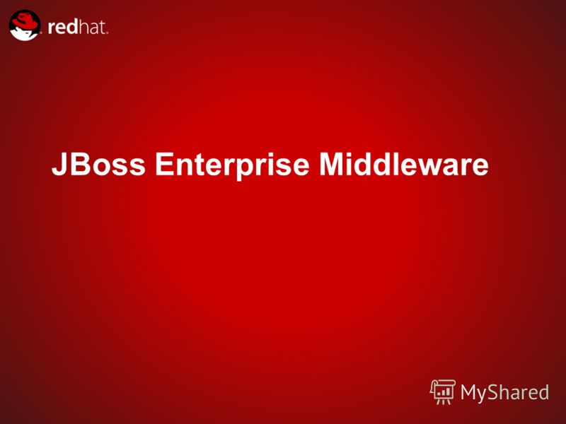 JBoss Enterprise Middleware