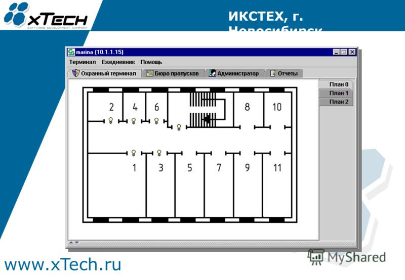 www.xTech.ru ИКСТЕХ, г. Новосибирск