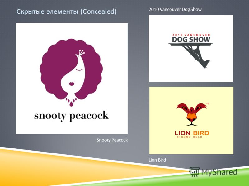 Snooty Peacock Lion Bird 2010 Vancouver Dog Show Скрытые элементы (Concealed)