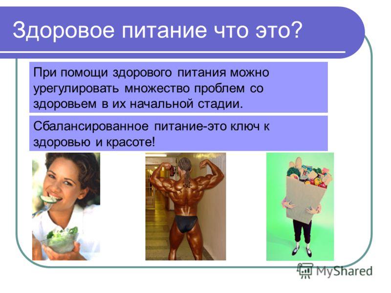 сбалансированное питание для похудения от елены малышевой