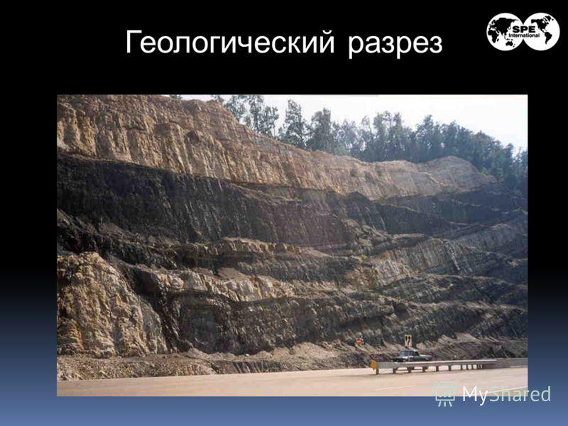 Геологический разрез