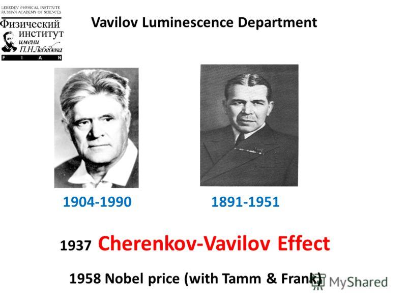 Outstanding Nobel Prizes Laureates H-bomb (Sakharov, 1953, 1975) Lasers (Basov and Prokhorov, 1964) Superconductivity (Ginzburg, 2003)