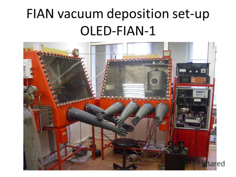 QD - OLED FIAN suggestion for ITRI (Taiwan), 2005