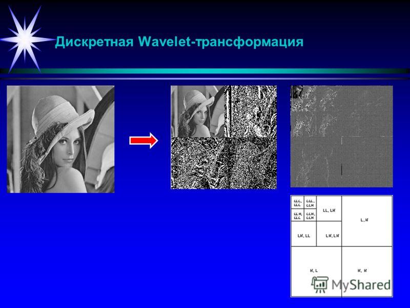 Дискретная Wavelet-трансформация