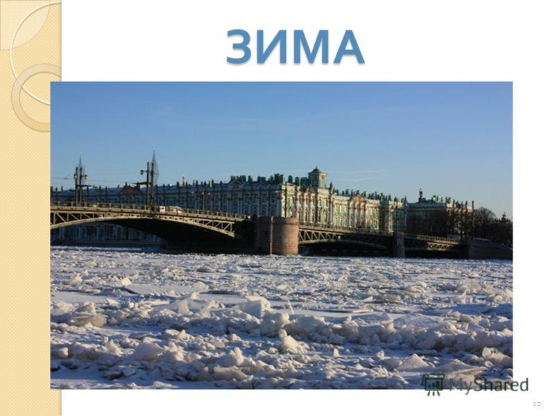 ЗИМА 12