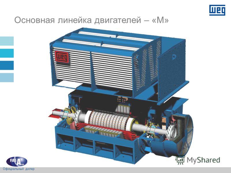 Основная линейка двигателей – «M» Официальный дилер