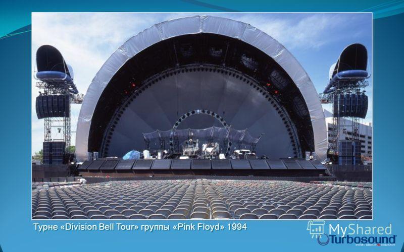 Турне «Division Bell Tour» группы «Pink Floyd» 1994