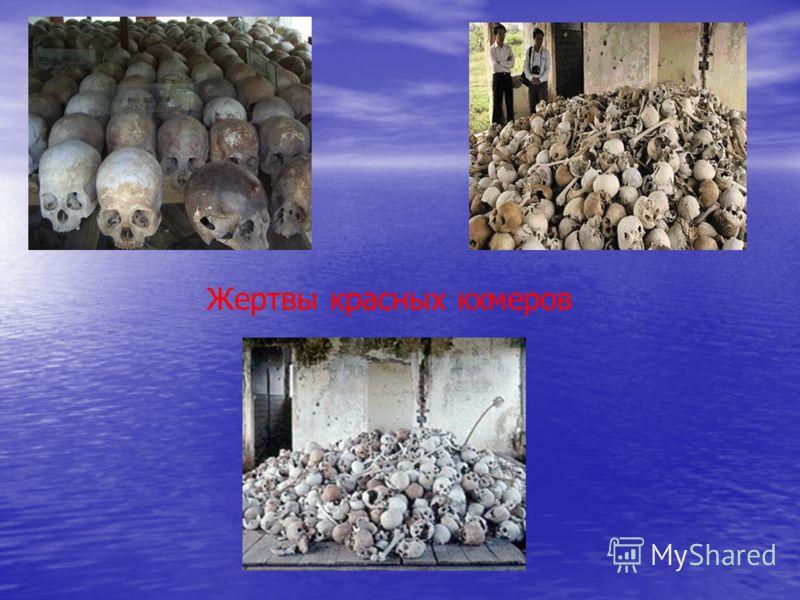 Жертвы красных кхмеров