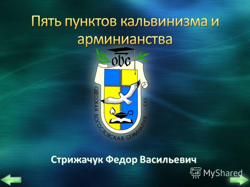 Стрижачук Федор Васильевич