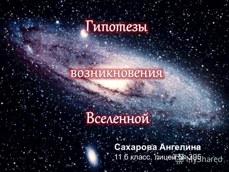 Сахарова Ангелина 11 б класс, лицей 395