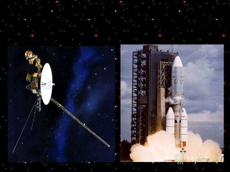 Вояджер 1 Запуск Вояджера 2