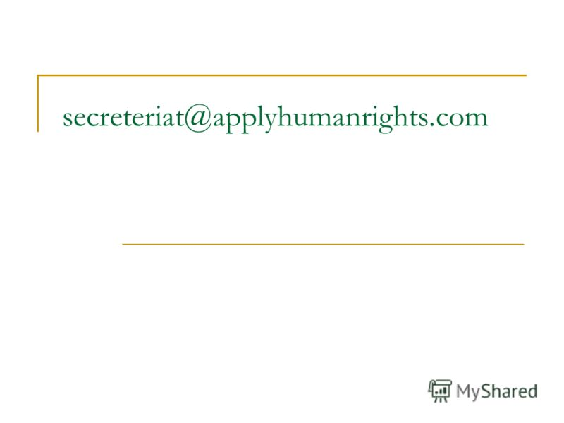 secreteriat@applyhumanrights.com