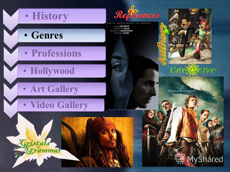 Video GalleryVideo Gallery Art GalleryArt Gallery HollywoodHollywood ProfessionsProfessions GenresGenres HistoryHistory