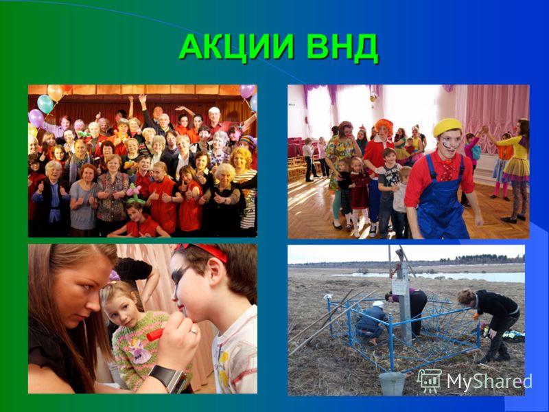 АКЦИИ ВНД