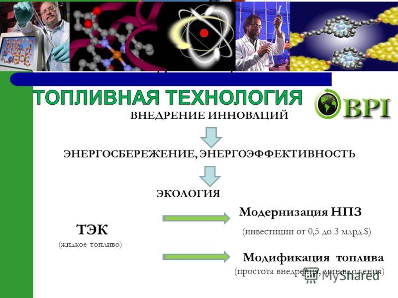 Энергосбережение и повышение энергетической и экологической эффективности российской экономики.