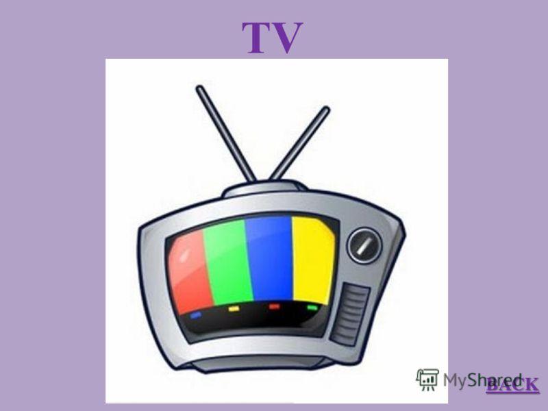 TV BACK