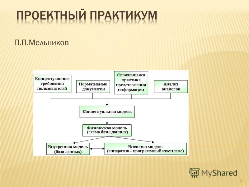 П.П.Мельников 1