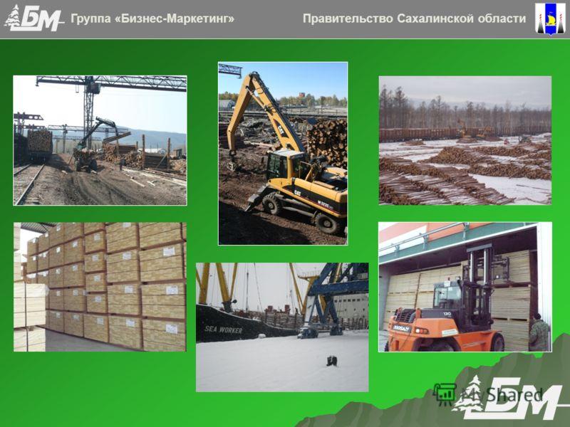 Правительство Сахалинской областиГруппа «Бизнес-Маркетинг»