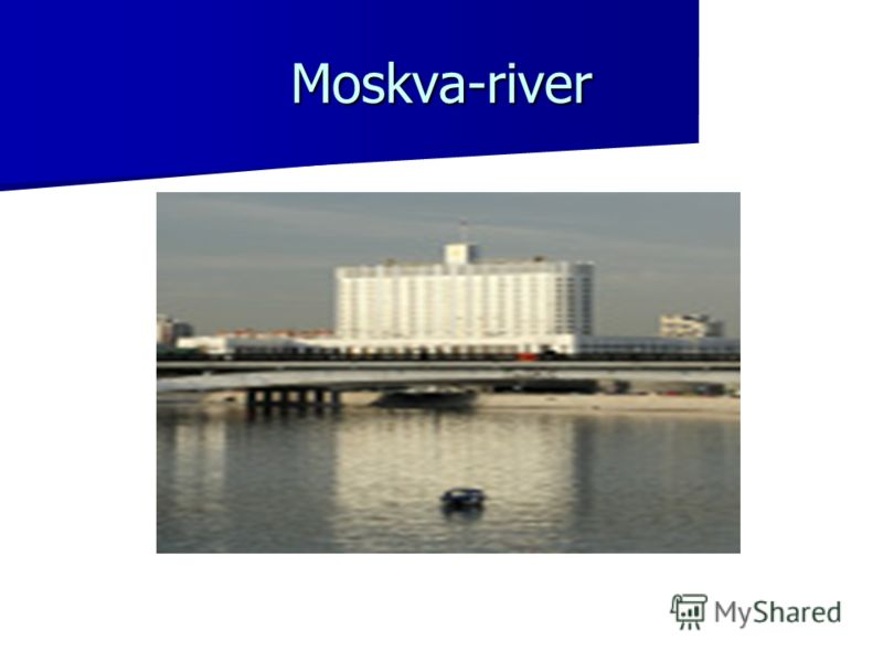Moskva-river