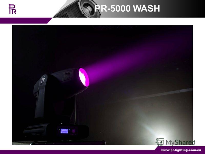 PR-5000 WASH