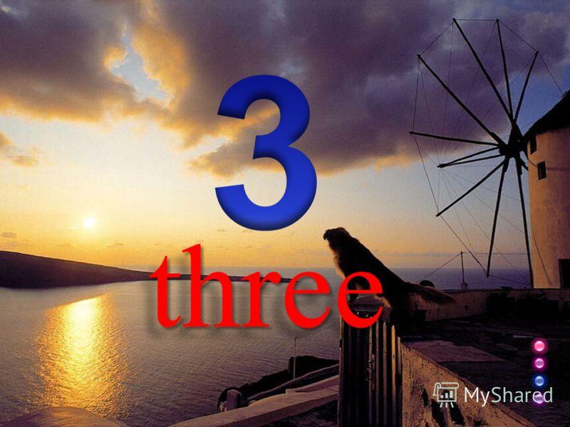 three three