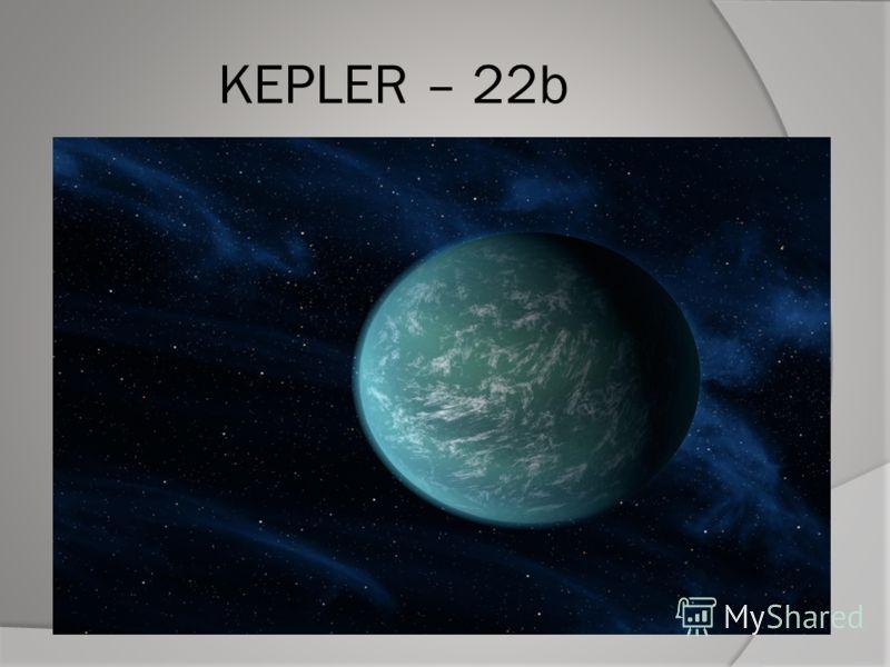 KEPLER – 22b