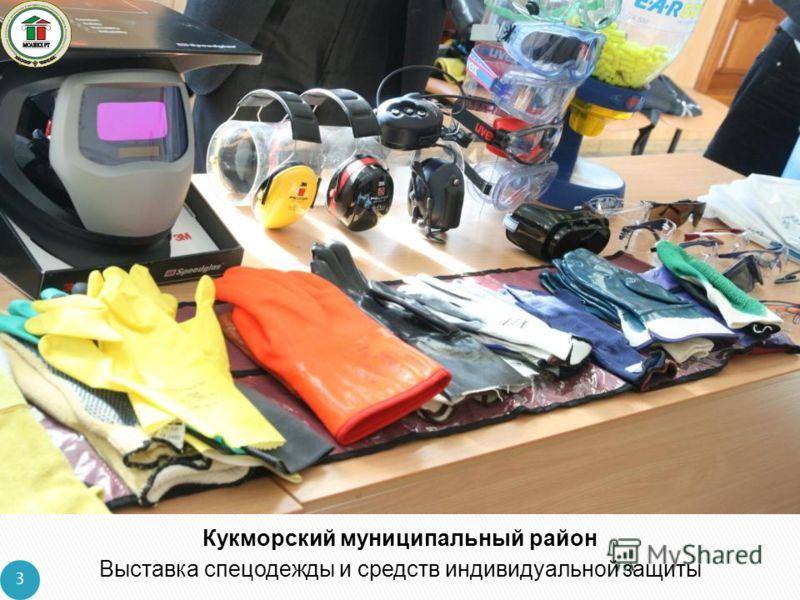 Кукморский муниципальный район Выставка спецодежды и средств индивидуальной защиты 3