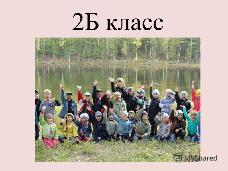 2Б класс