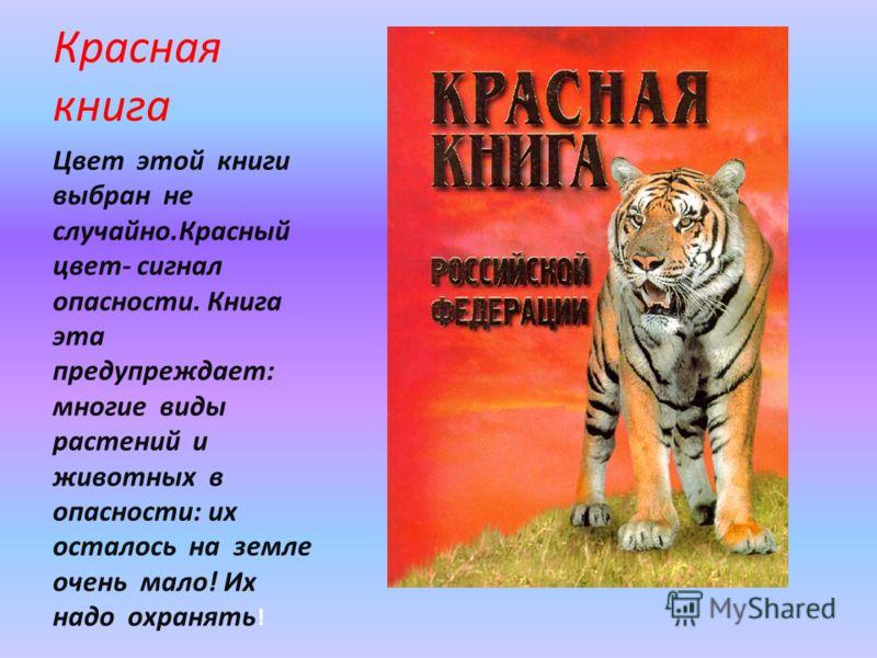красная книга картинки: