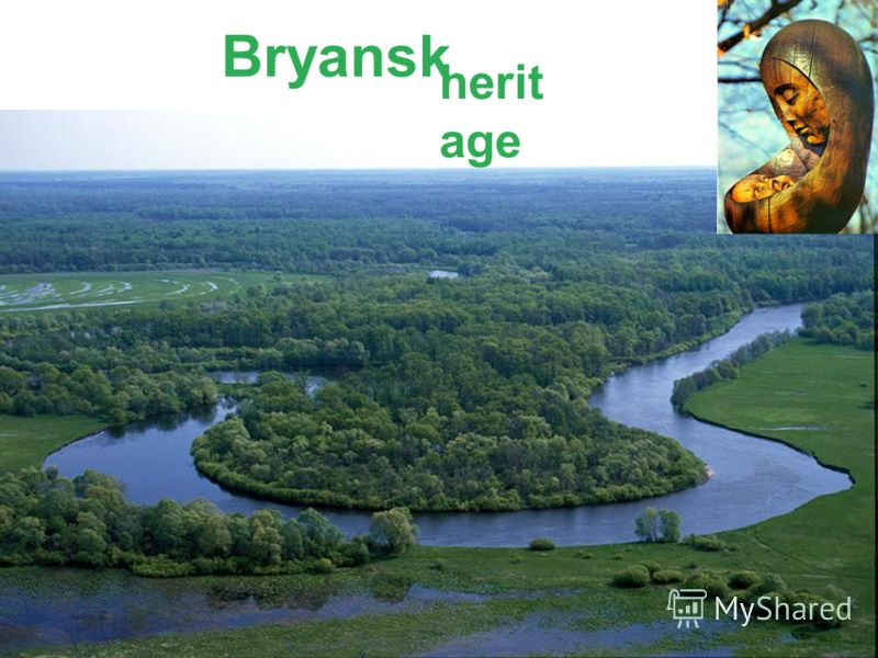 19 Bryansk herit age
