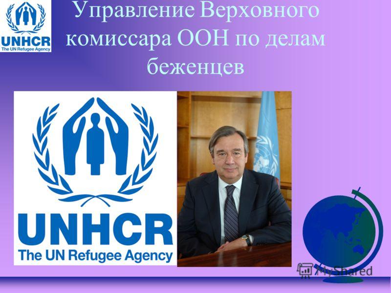 Управление Верховного комиссара ООН по делам беженцев