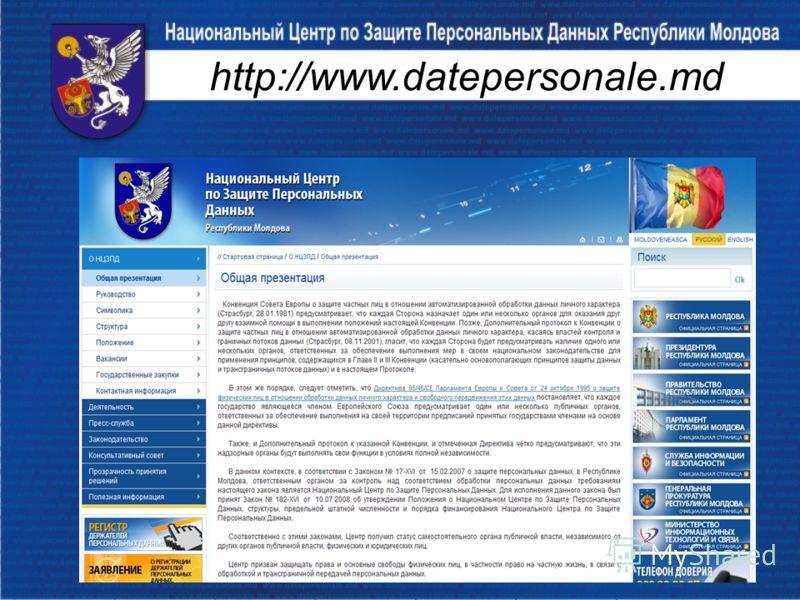http://www.datepersonale.md