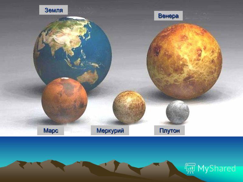 А сейчас попытайтесь представить размеры космических тел, нашей Земли, Солнца, других звезд и планет.