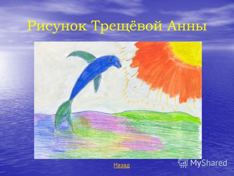 Рисунок Трещёвой Анны Назад