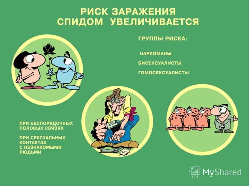 Пути инфицирования Половым путем При совместном использовании медицинского инструментария (шприцов, игл) лицами, потребляющими наркотики внутривенно. От ВИЧ-инфицированной женщины к ее ребенку во время беременности, при рождении или во время грудного