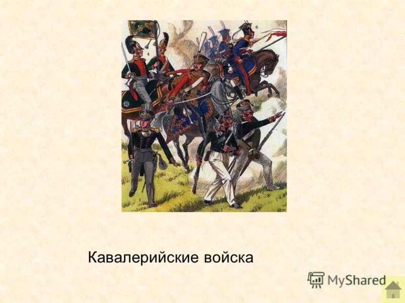Кавалерийские войска